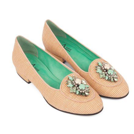 Loafer Palha