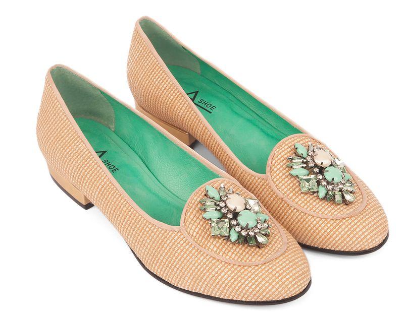 Loafer-Palha