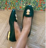 Loafer-Green-Pineapple