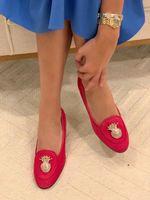 Loafer-Pinkk