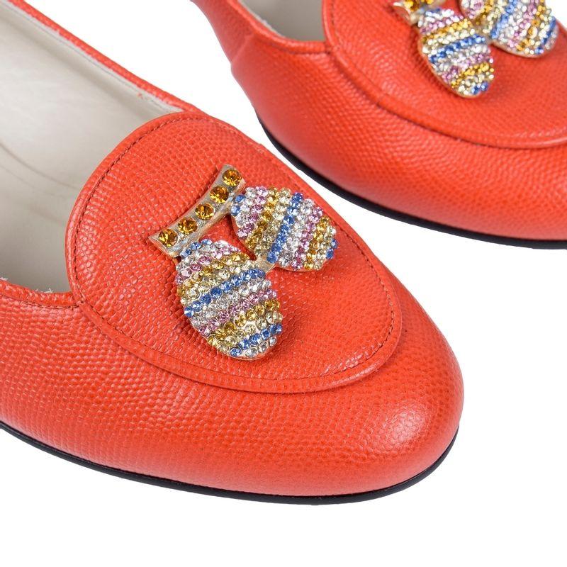 Loafer-Mandarine-Broche
